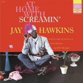 Screamin Jay Hawkins ‎– At Home With Screamin Jay Hawkins