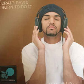 Craig David ‎– Born To Do It