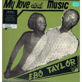 Ebo Taylor – My Love And Music