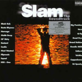 Slam - The Soundtrack LP