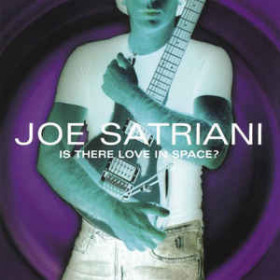 Joe Satriani – Is There Love In Space? LP