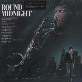 Herbie Hancock – Round Midnight - Original Motion Picture Soundtrack LP