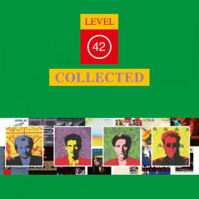 Level 42 ‎– Collected LP