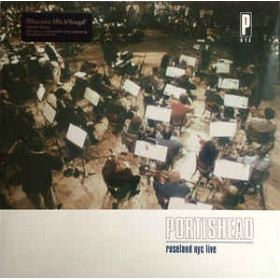 Portishead ‎– Roseland NYC Live LP