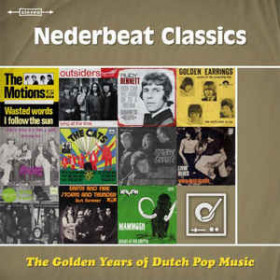 The Golden Years Of Dutch Pop Music: Nederbeat Classics LP