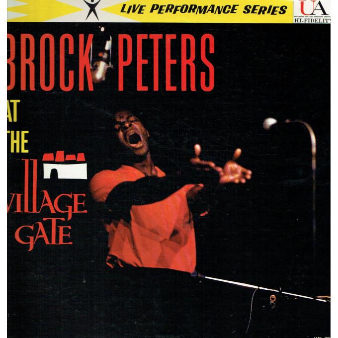 Brock Peters – At The Village Gate