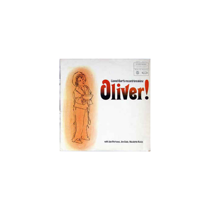Lionel Bart With Jon Pertwee, Jim Dale, Nicolette Roeg With Geoff Love & His Orchestra – Oliver