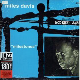 Miles Davis – Milestones