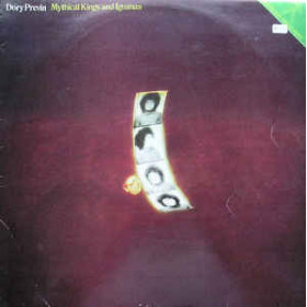 Dory Previn – Mythical Kings And Iguanas