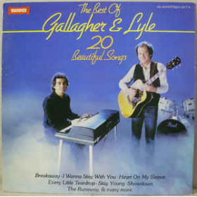 Gallagher & Lyle ‎– The Best Of Gallagher & Lyle