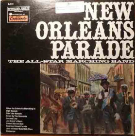 New Orleans All Star Marching Band – New Orleans Parade