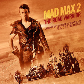 Brian May ‎– The Road Warrior (Mad Max 2) Original Motion Picture Soundtrack RSD
