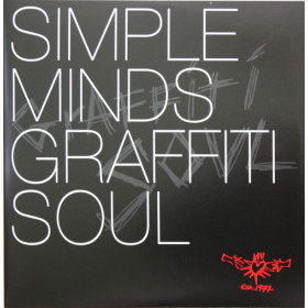 Simple Minds ‎– Graffiti Soul   RSD
