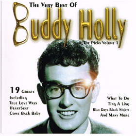 Buddy Holly & The Picks – The Very Best Of Buddy Holly & The Picks Volume 1 CD