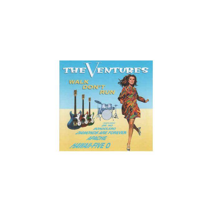 The Ventures – Walk Don't Run  CD