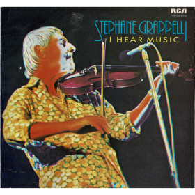 Stephane Grappelli ‎– I Hear Music
