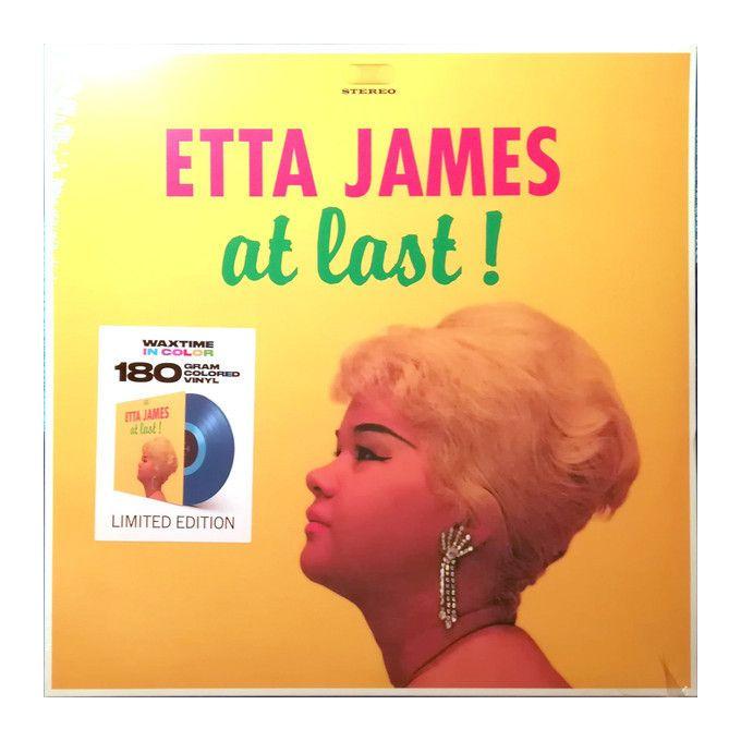 Etta James – At Last!
