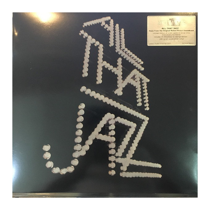All That Jazz - Music From The Original Motion Picture Soundtrack