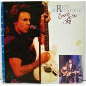 Rick Springfield – Speak To The Sky