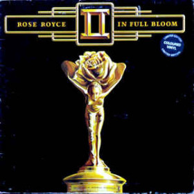 Rose Royce ‎– In Full Bloom (Yellow winyl)