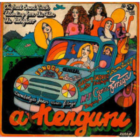 A Kenguru Zenéje (Original Sound Track Recording From The Film The Kangaroo)