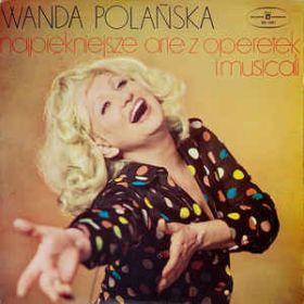 Wanda Polańska – Najpiękniejsze Arie Z Operetek I Musicali