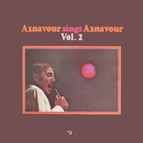 Charles Aznavour – Aznavour Sings Aznavour Vol. 2