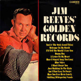 Jim Reeves ‎– Jim Reeves' Golden Records