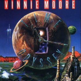 Vinnie Moore – Time Odyssey