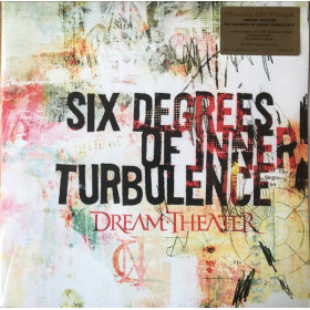 Dream Theater ‎– Six Degrees Of Inner Turbulence