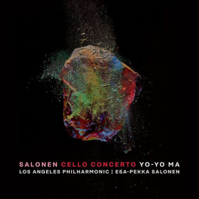 Esa-Pekka Salonen, Yo-Yo Ma, Los Angeles Philharmonic ‎– Salonen: Cello Ceoncerto