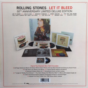 Rolling Stones – Let It Bleed BOX