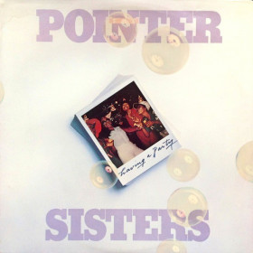 Pointer Sisters – Having A Party