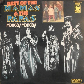 The Mamas & The Papas ‎– Best Of The Mamas & The Papas - Monday Monday