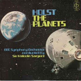 Holst - BBC Symphony Orchestra Conducted By Sir Malcolm Sargent ‎– The Planets