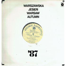Warszawska Jesień - 1984 - Warsaw Autumn, Kronika Dźwiękowa Nr 1