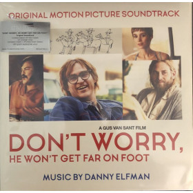 Danny Elfman – Don't Worry, He Won't Get Far On Foot (Original Motion Picture Soundtrack)