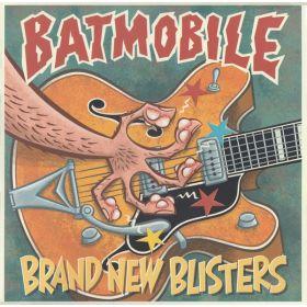 Batmobile – Brand New Blisters