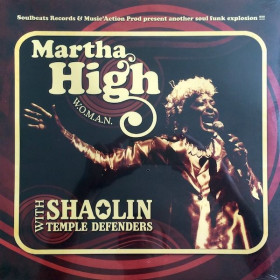 Martha High With Shaolin Temple Defenders – W.O.M.A.N.