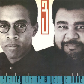Stanley Clarke And George Duke ‎– 3