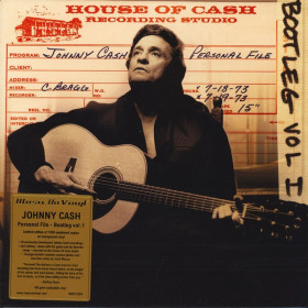 Johnny Cash ‎– Bootleg Vol I: Personal File
