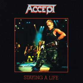 Accept ‎– Staying A Life