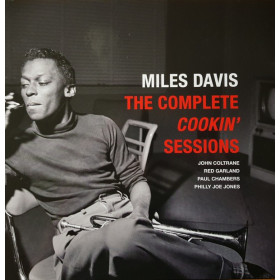 Miles Davis ‎– The Complete Cookin' Sessions