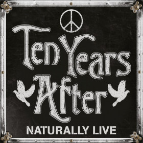 Ten Years After ‎– Naturally Live