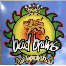 Bad Brains ‎– God Of Love