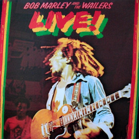 Bob Marley And The Wailers ‎– Live! At The Lyceum