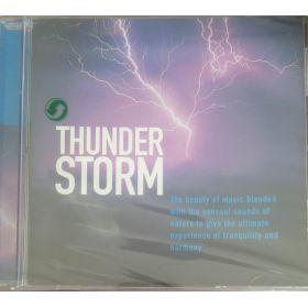 Anton Hughes – Thunderstorm! CD