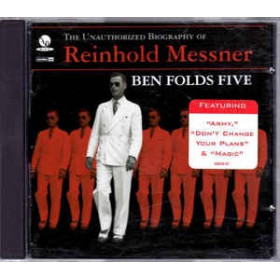 Ben Folds Five – The Unauthorized Biography Of Reinhold Messner (CD)