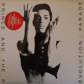 Prince And The Revolution ‎– Parade