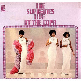 The Supremes ‎– Live At The Copa